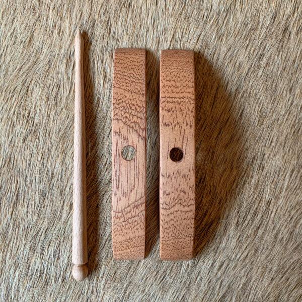Turkish spindle mahogany