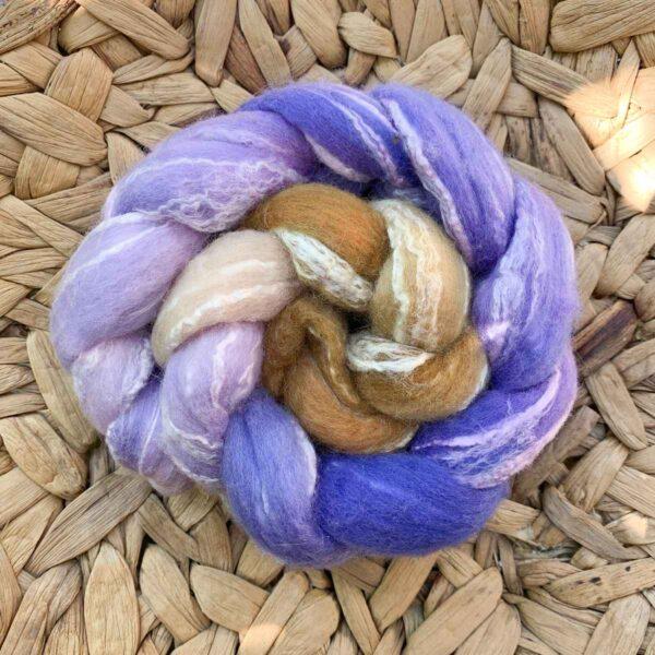 Image of Merino/bamboo fiber